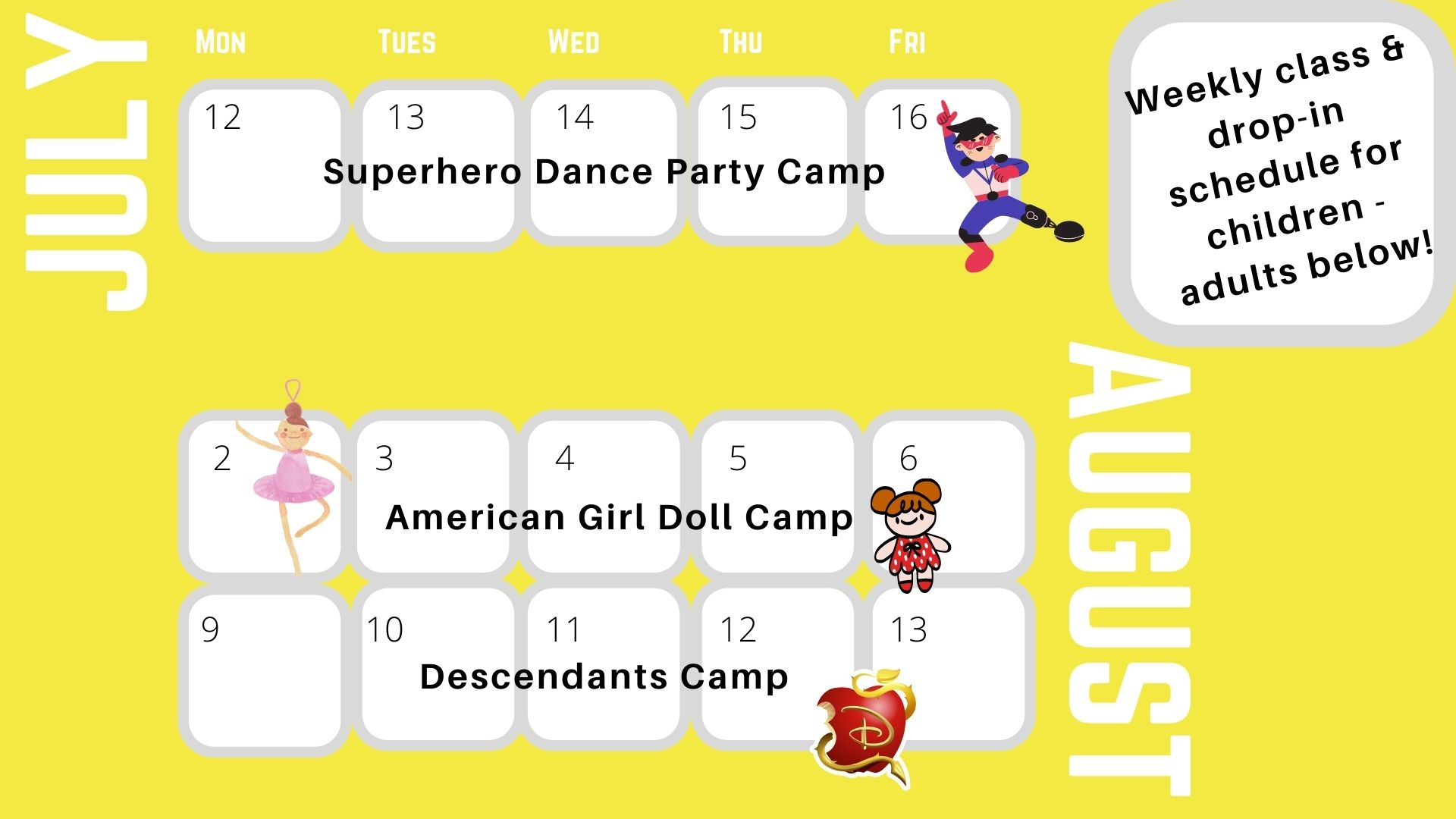 Summer 2021 Camp Sch